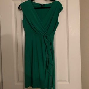 LIKE NEW: Chaps Ralph Lauren Wrap Dress